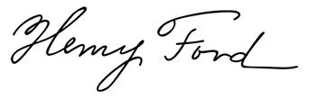Henry_Ford_Signature